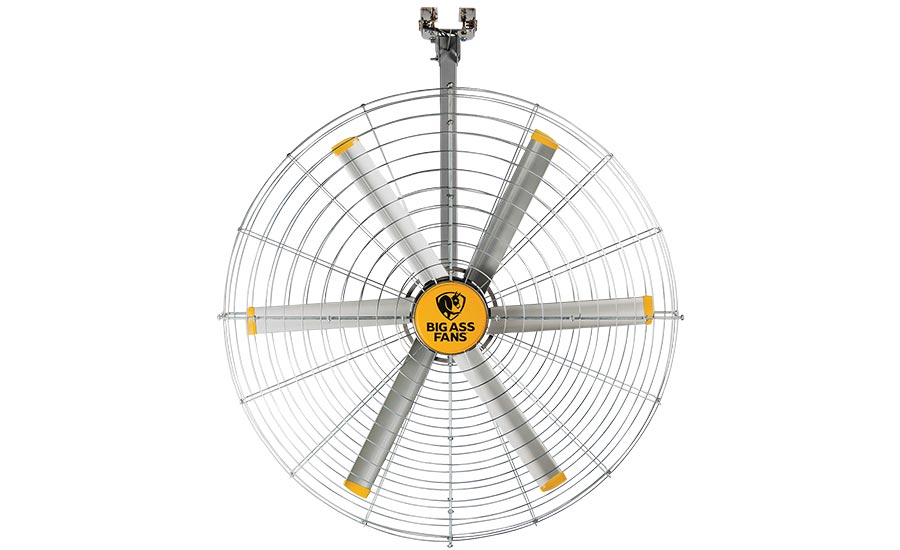 Big Ass Fans Industrial Fan 2018 12 17 Achr News