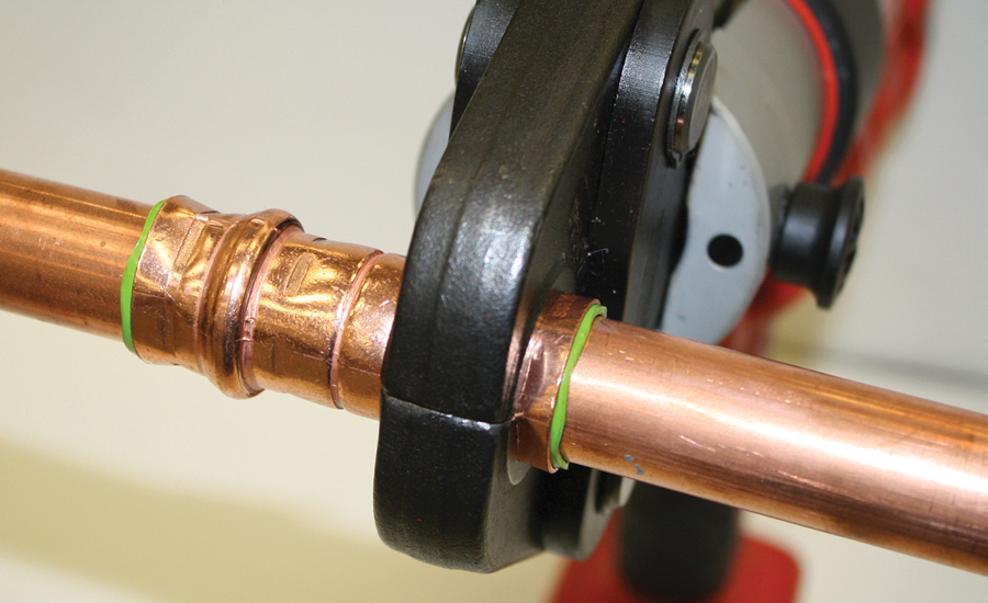 AnvilPress Copper Fittings - The ACHR News