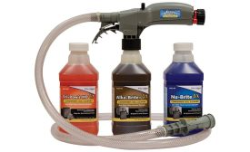 Nu-Calgon: Coil Cleaner Sprayer