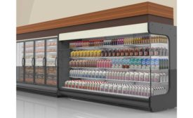 Hussmann's new micro-distributed refrigeration system. - The ACHR News