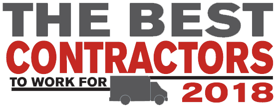 The Best Contractors to Work For 2018