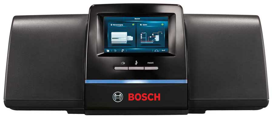 The Bosch Control 8000, a Wi-Fi enabled controller. - The ACHR News