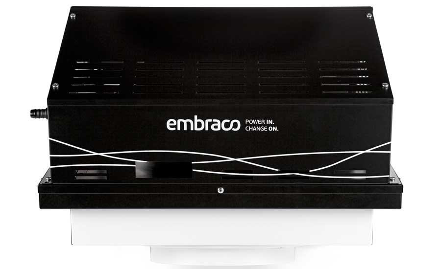 Embraco Plug n' Cool is a pre-charged, sealed, R-290 system. - The ACHR News