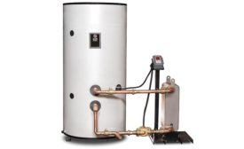 Niles Steel Tank: Heat Exchanger