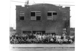 Nortek's original building. - The ACHR News