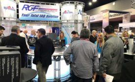 RGF's booth at the AHR Expo 2019. - The ACHR News