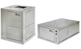 Whalen Closetline CAS Packaged Heat Pump - ACHR News