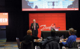 Mark Menzer, director of public affairs for Danfoss. - The ACHR News