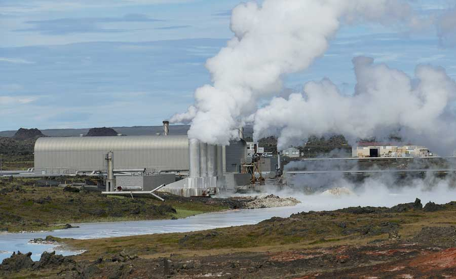 Nesjavellir Geothermal Power Plant 03