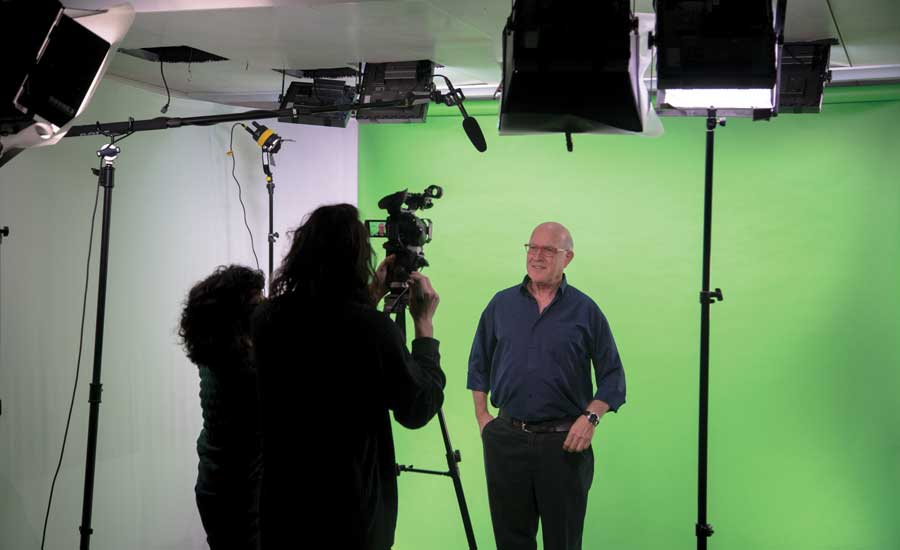 When shooting a TV spot, contractors need to decide on a budget and do their best to stay within it while maintaining professionalism. - The ACHR News