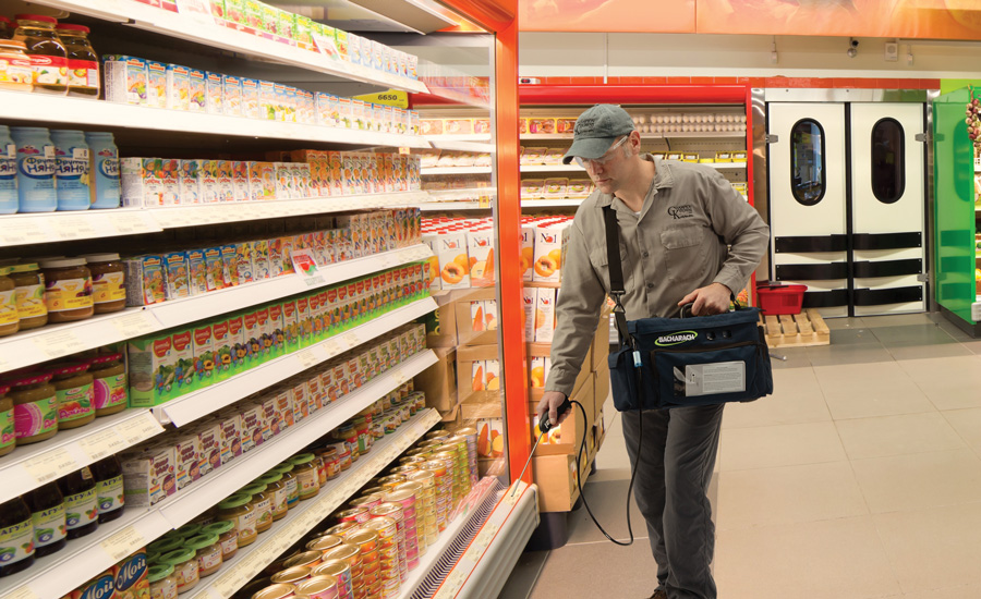 Supermarket Leak Detection