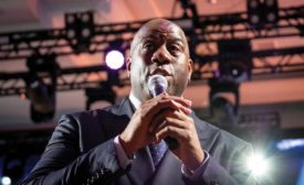 NBA legend Magic Johnson kicked off the MCAA Convention with an uplifting presentation. - The ACHR News