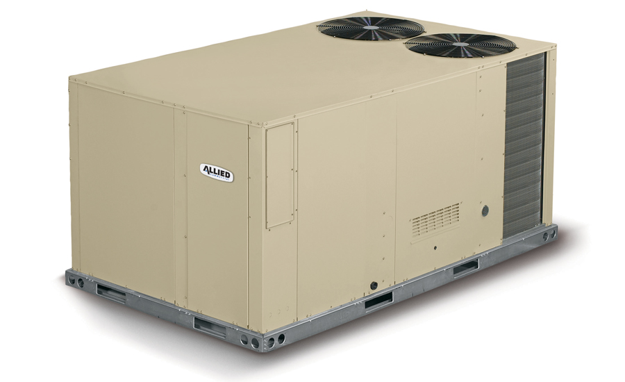 Allied Commercial K-Series packaged rooftop unit. - The ACHR News