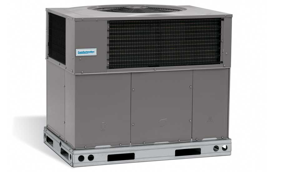 Comfortmaker PHR5 packaged heat pump. - The ACHR News
