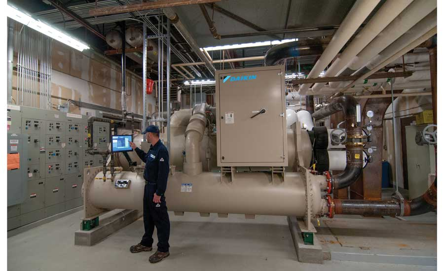 Refrigerant Choices for Chillers Remain Complex | 2019-05-06 ...