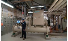 Daikin Chiller Leak Check - The ACHR News