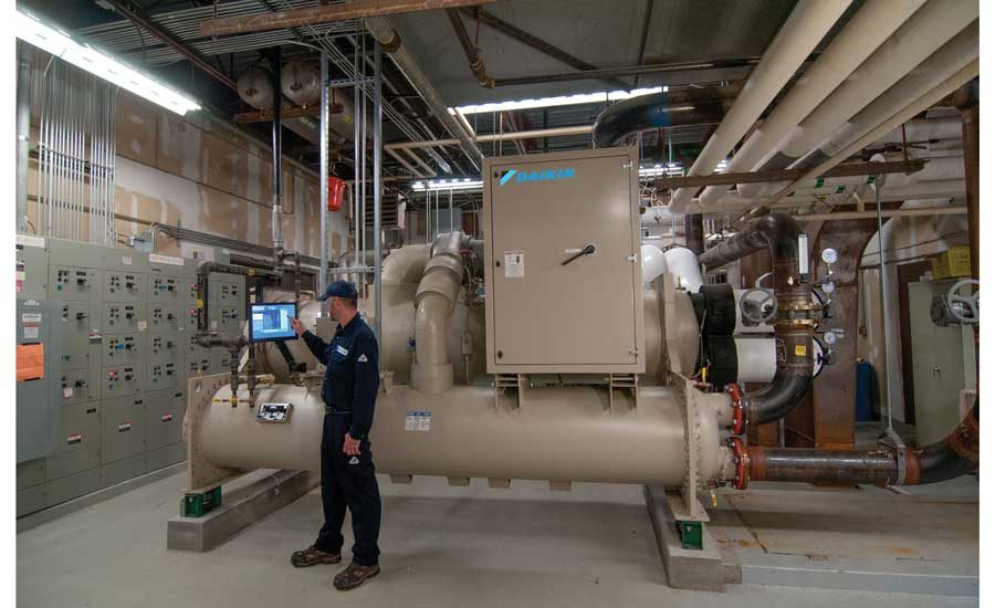 Refrigerant Choices For Chillers Remain Complex