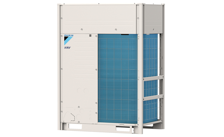 Daikin VRV AURORA 208-230/460/575-v heat pump and heat recovery. - The ACHR News
