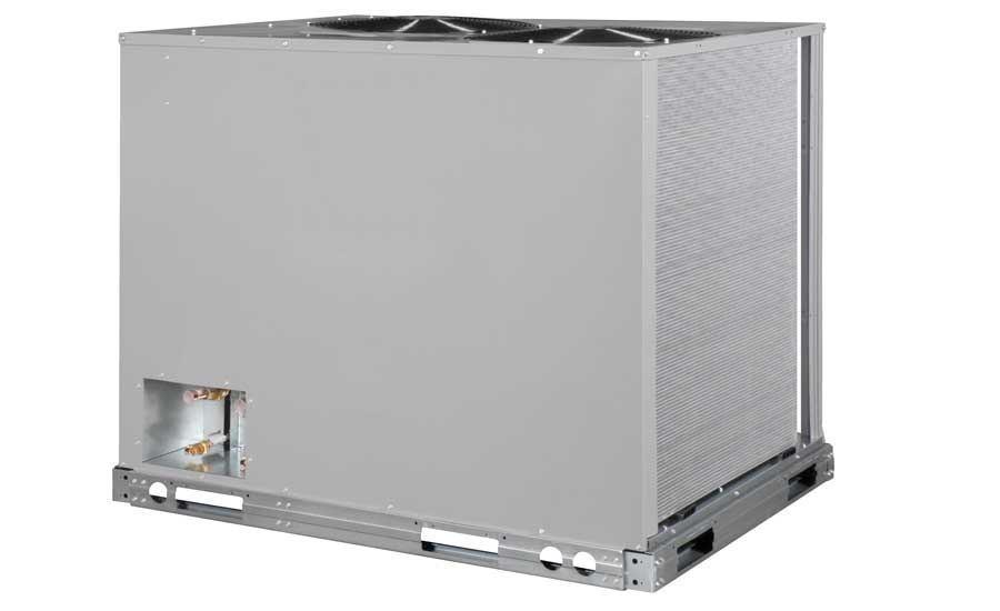 Day & Night CHS 072-121 split system heat pump. - The ACHR News
