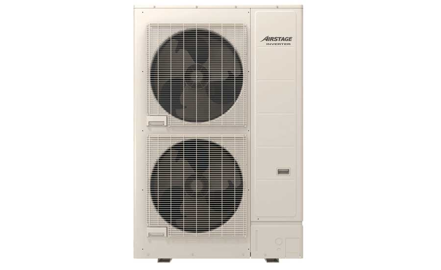 Fujitsu General America Inc. Airstage J-IIIL Series heat pump. - The ACHR News