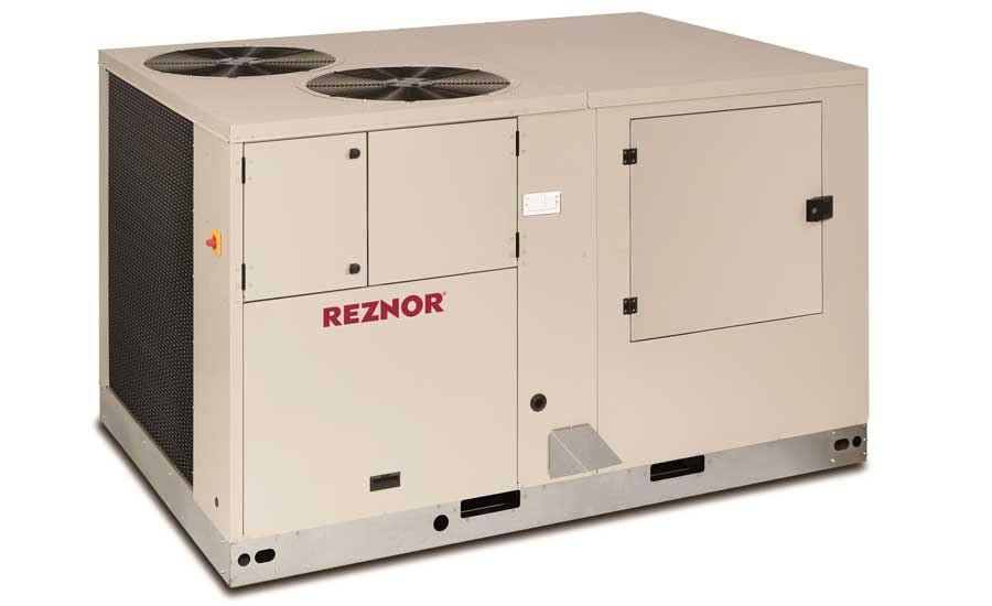 Reznor R7DA packaged dedicated outside air system (DOAS). - The ACHR News