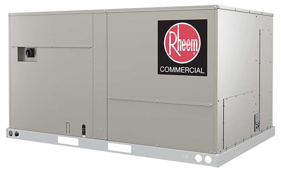 Rheem/Ruud Renaissance RHPD packaged heat pump. - The ACHR News