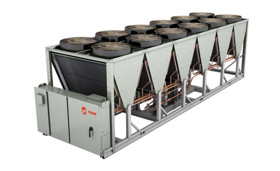Trane Ascend chillers, model ACS. - The ACHR News