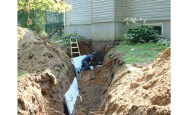 Ground source heat pump installation. - The ACHR News