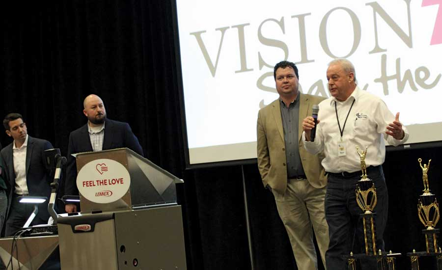 Lennox VisionTECH 2019 Conference