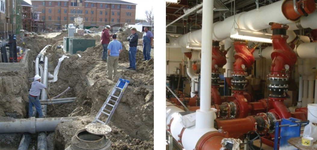 Colorado Mesa University, located in Grand Junction, has a geothermal district energy loop. - The ACHR News