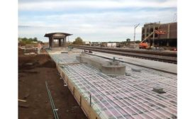 Northstar Commuter Rail with radiant heating. - The ACHR News