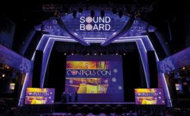 The Controls-Con 2019 general session was held at The Soundboard in MotorCity Casino Hotel in Detroit. - The ACHR News