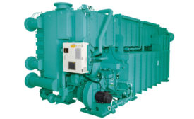 The York® YHAU Chiller/Heat Pump - The ACHR News