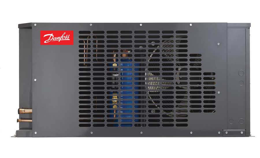 Danfoss Optyma Slim outdoor condensing units - The ACHR News
