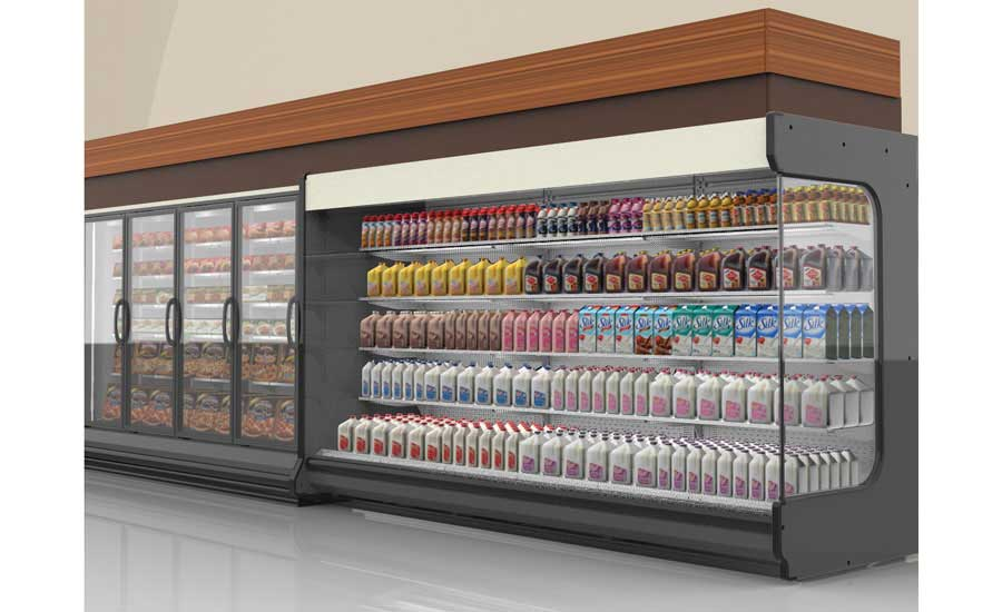 Hussman microDS refrigerated merchandisers