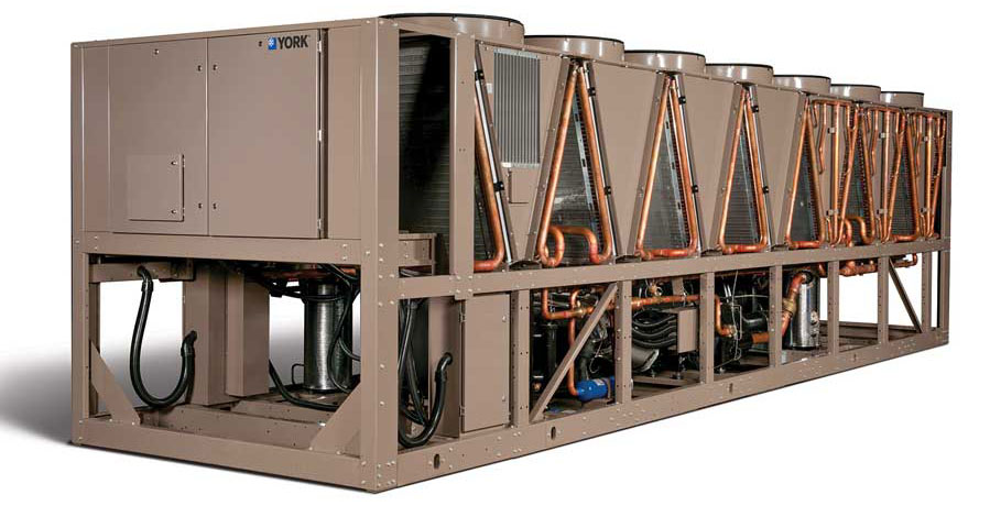 The York YVFA Free-Cooling Chiller - The ACHR News