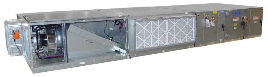 Aaon H3 Series Energy Recovery Wheel Air Handling Unit - The ACHR News