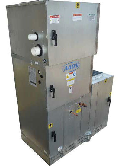 Aaon V3 Series 96% High Efficiency Gas Heater Air Handling Unit° - The ACHR News