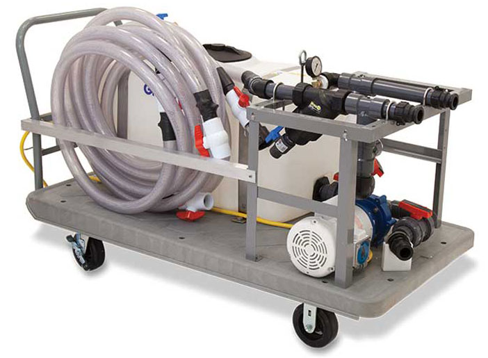 Goodway Technologies GDS-100 Industrial Descaling System - The ACHR News