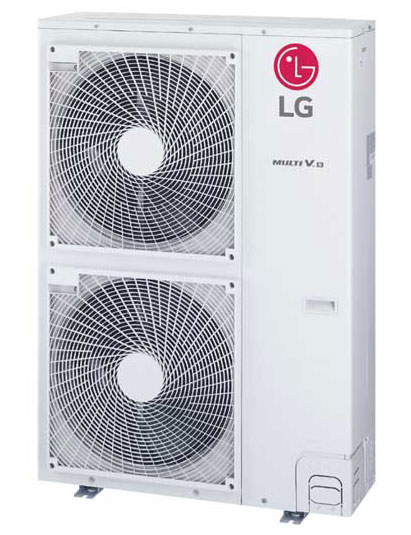 LG Multi VTM S 5-ton Heat Recovery Unit - The ACHR News