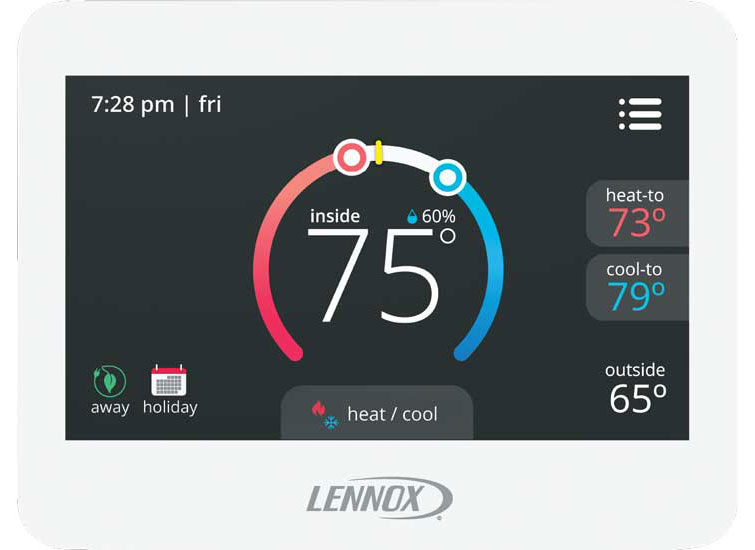 Lennox Comfort Sense 7500 Commercial - The ACHR News