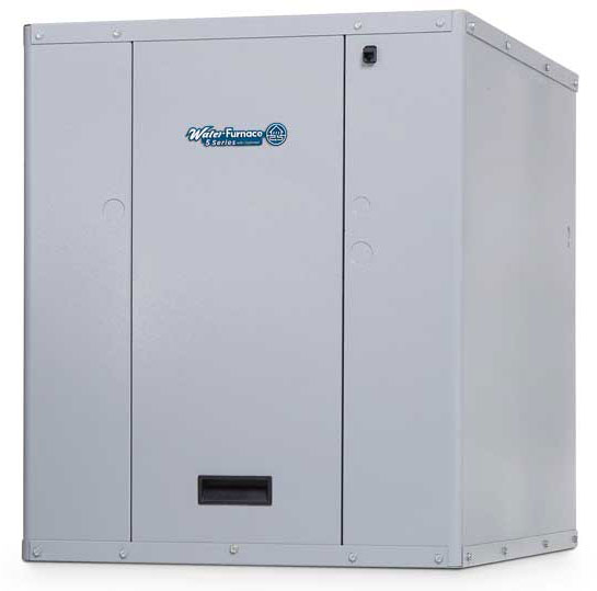 WaterFurnace 5 Series 504W11 Hydronic Geothermal Heat Pump with OptiHeat Technology - The ACHR News