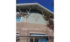 A.K. Suter Elementary School in Pensacola, Florida.