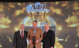 National Comfort Institute's High-Performance Sales Excellence Award