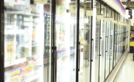 Refrigerated Supermarket Cases