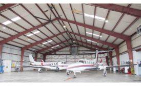 Hangar-Fans
