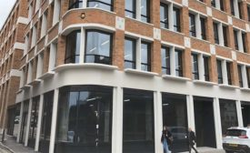 One Benjamin is a new mixed-use development in Farringdon, located in Central London.