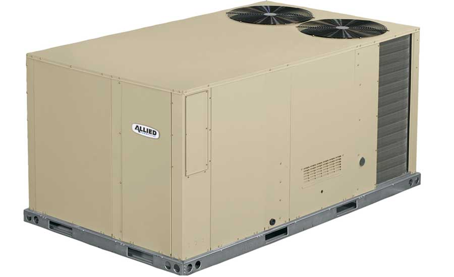 Allied Commercial K-Series packaged rooftop unit