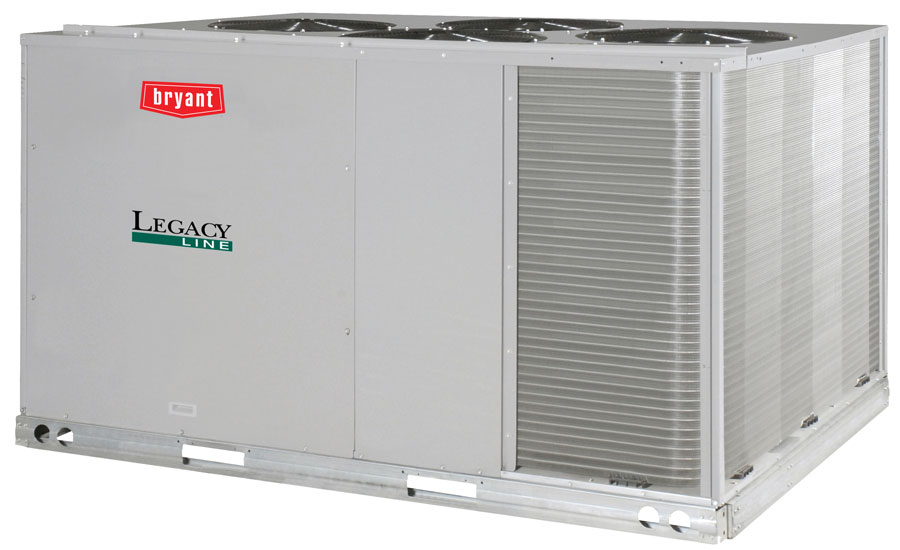 Bryant Heating & Cooling Systems Legacy Series heat pumps, 575J models