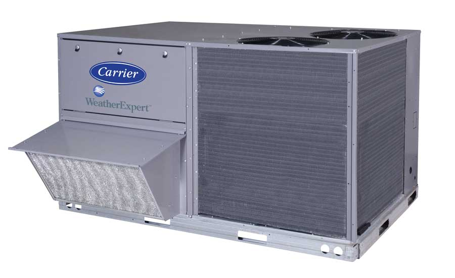 Carrier WeatherExpert Series single packaged rooftop unit